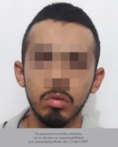 Policía de investigación capturaron a un sujeto de 25 años de edad, quien sería el segundo implicado en el secuestro de una menor de edad