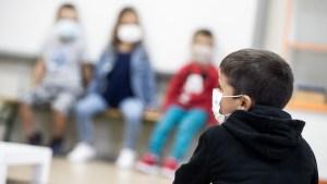 El Dr. Andreu Comas García, investigador del CICSaB resaltó la necesidad de que niñas y niños reciban su respectiva dosis para evitar el contagio por COVID.
