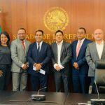 Ricardo Gallardo hará historia en SLP, afirma presidente del Senado