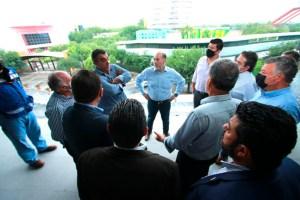 Enrique Galindo prioriza acciones que fortalezcan su gestión