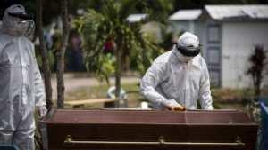 México registra 835 decesos por COVID en 24 horas