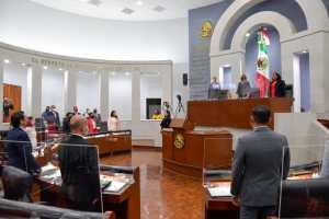 El Jefe del Ejecutivo destacó que la integración plural del Poder Legislativo refuerza la identidad democrática e histórica de San Luis Potosí.