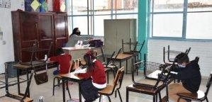 El Ayuntamiento de Soledad informa que se ha visto un incremento en la asistencia de niñas, niños y adolescentes a clases de manera presencial en las instituciones