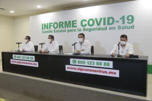 Steiner dio a conocer que este 17 y 18 iniciará la aplicación de segundas dosis para población de 18 y más años en Rioverde, Ciudad Valles y Matehuala