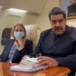 El pasado viernes por la noche, el presidente de Venezuela, Nicolás Mauro llegó a México, así lo que informó el subsecretario para América Latina y el Caribe
