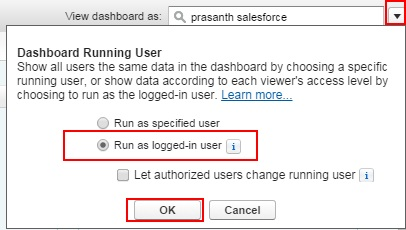 Creating Dynamic Dashboards in Salesforce