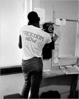 Freedom Now Tshirt/Phone