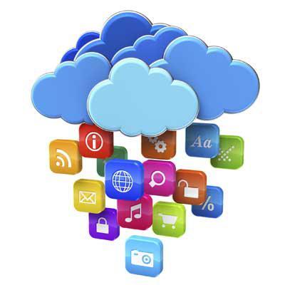 Risultati immagini per cloud apps