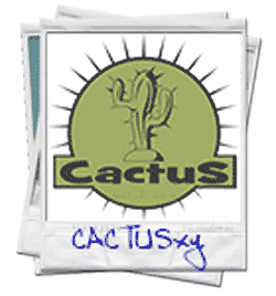 disclaimer - cactus xy