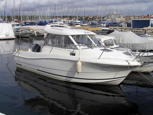 Jeanneau Merry Fisher 725 Motor Boats Charter In Biograd