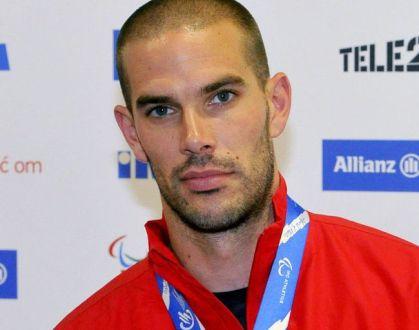 Zoran Talic MEDAILLE D'ARGENT en saut en longueur