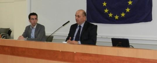 9 avril 2013 : Conférence de l'ambassadeur M. Ivo GOLDSTEIN à l'Université Capitole