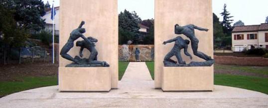 2006 : UN MONUMENT POUR LA PAIX