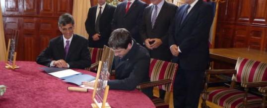 17 SEPTEMBRE 2009 : JUMELAGE ENTRE LES VILLES DE PULA (CROATIE) ET DE VILLEFRANCHE-DE-ROUERGUE