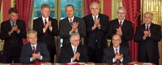 1995 : ET LA PAIX ARRIVE ENFIN…