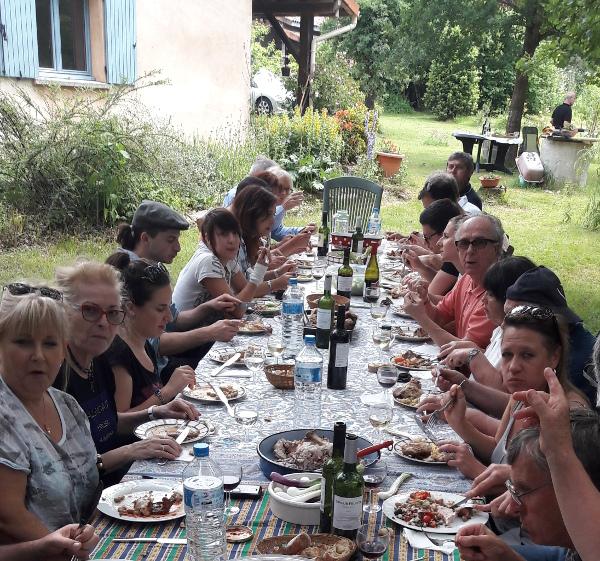La table 2