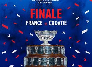 UNE 2ème FINALE FRANCE-CROATIE… EN TENNIS, CETTE FOIS