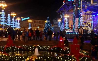 Zagreb, meilleur marché de Noël ?