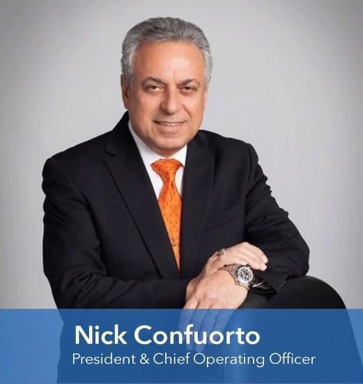Nicholas Confuorto, President & COO CROcean Engiineering