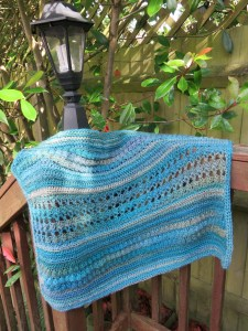 Unforgettable Hazel 100th Birthday Blanket from Crochet 24/7