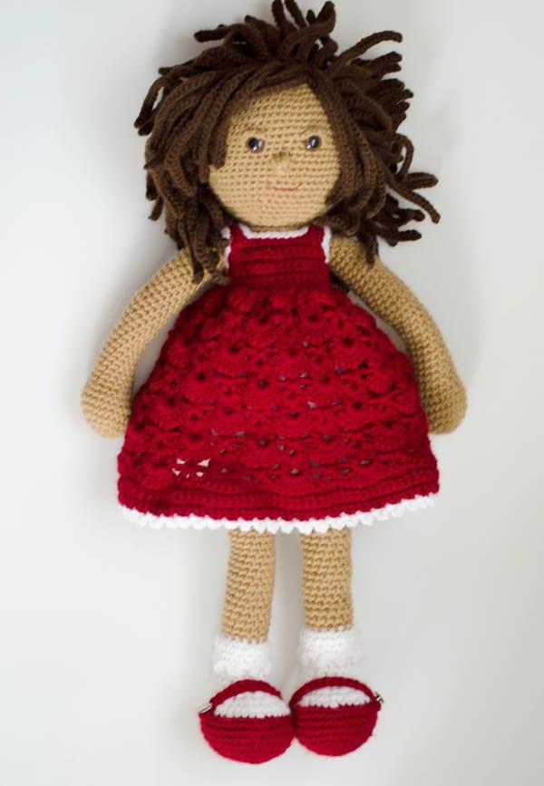 Crochet Rag Doll The Story Behind The Doll Crochet 365
