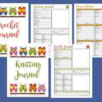 Free Crochet and Knit Journal