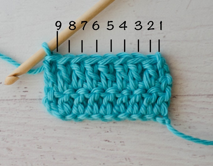 Knit Crochet Conversion Chart
