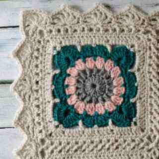 Happily Ever Afghan Crochet Border