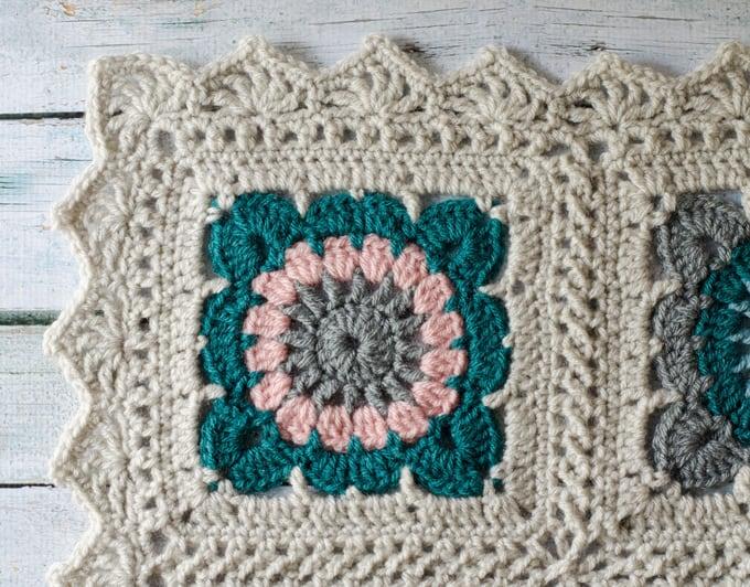 Crochet Knit Too Block Happily Ever 365 Afghan w0nOPkX8NZ