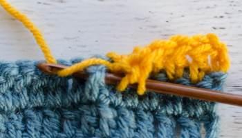 Crochet Stitch Heights - Crochet 365 Knit Too