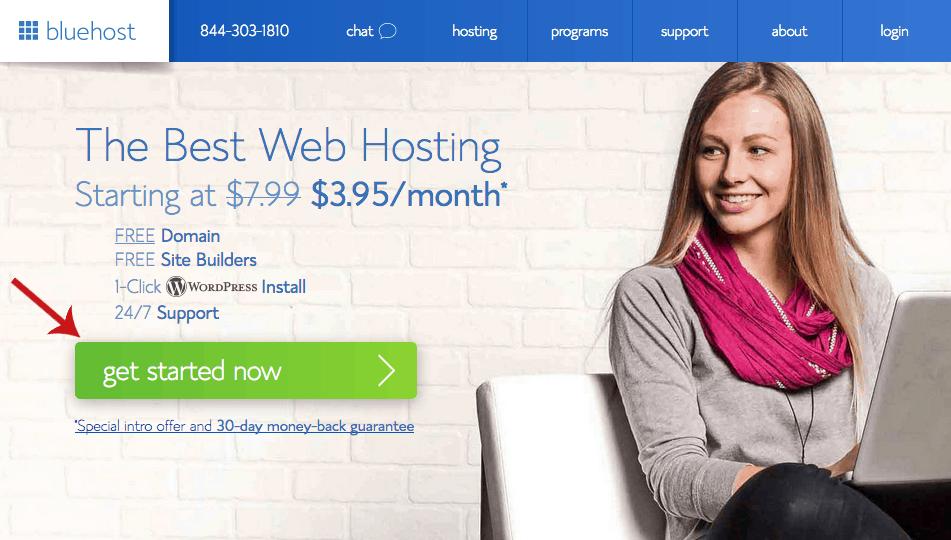 How to Start a WordPress Bluehost Blog