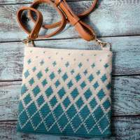 Titan Tapestry Crochet Bag