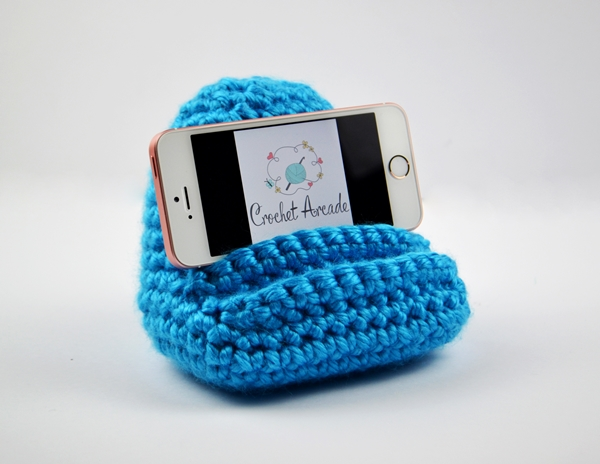 Mobile Phone Holder Crochet Pattern Crochet Arcade