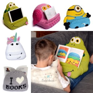 Book/Tablet Holders