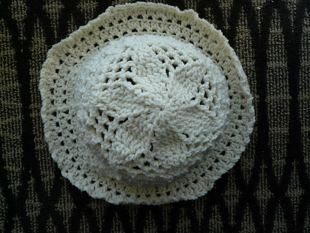 crochet hat overview