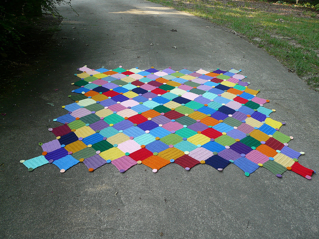 crochet squares crochet circles crochet blanket