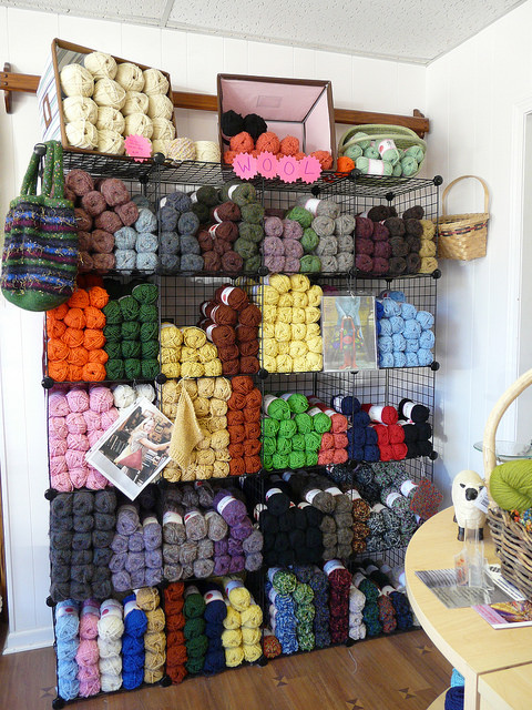 crochetbug, crochet, crocheted, crocheting, felted crochet, yarn, yarn stash