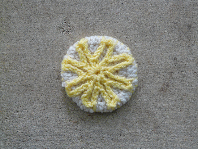 crochet cookie