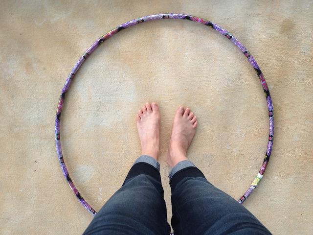hula hoop maui hoop