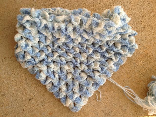 crocodile stitch Archives - Crochetbug
