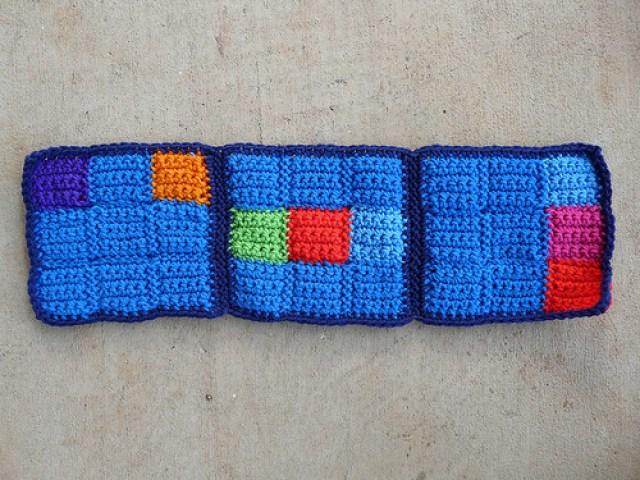 crochetbug, crochet sudoku, crochet blocks, crochet squares, crochet afghan, crochet blanket, crochet throw