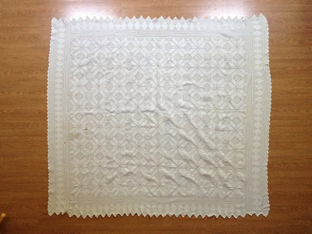 filet crochet Archives - Crochetbug