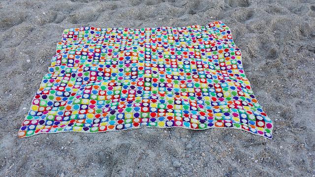 crochet hilbert curve crochet afghan crochet blanket crochet squares