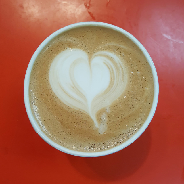 crafting fuel cafe latte