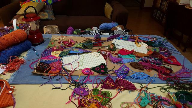 hurricane crochet headquarters