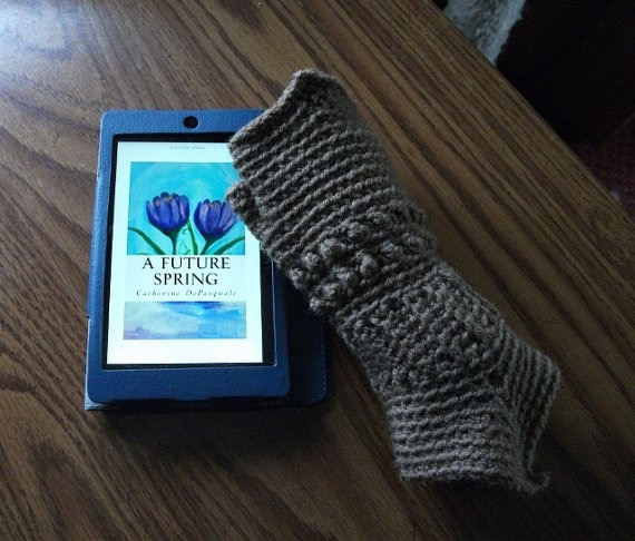 Catherine Depasquales Medieval Texting Gloves Crochetbug