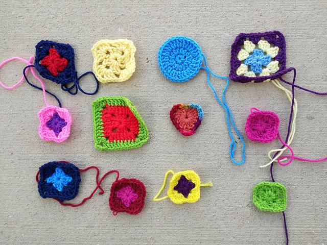 Crochet Peace Sign Archives Crochetbug