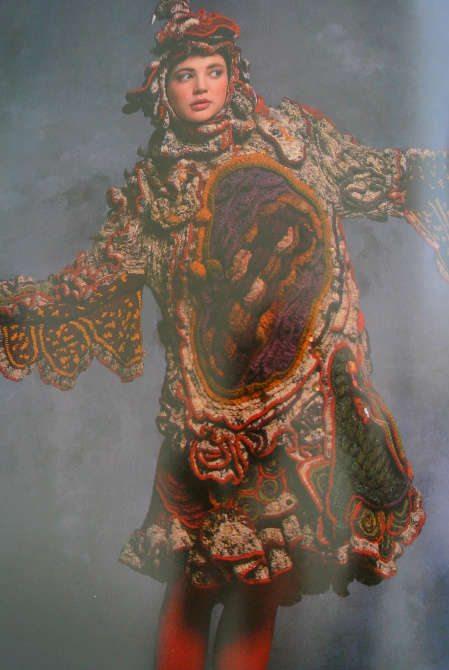 Post image for Edgy 1970′s Crochet Art: Janet Lipkin Decker