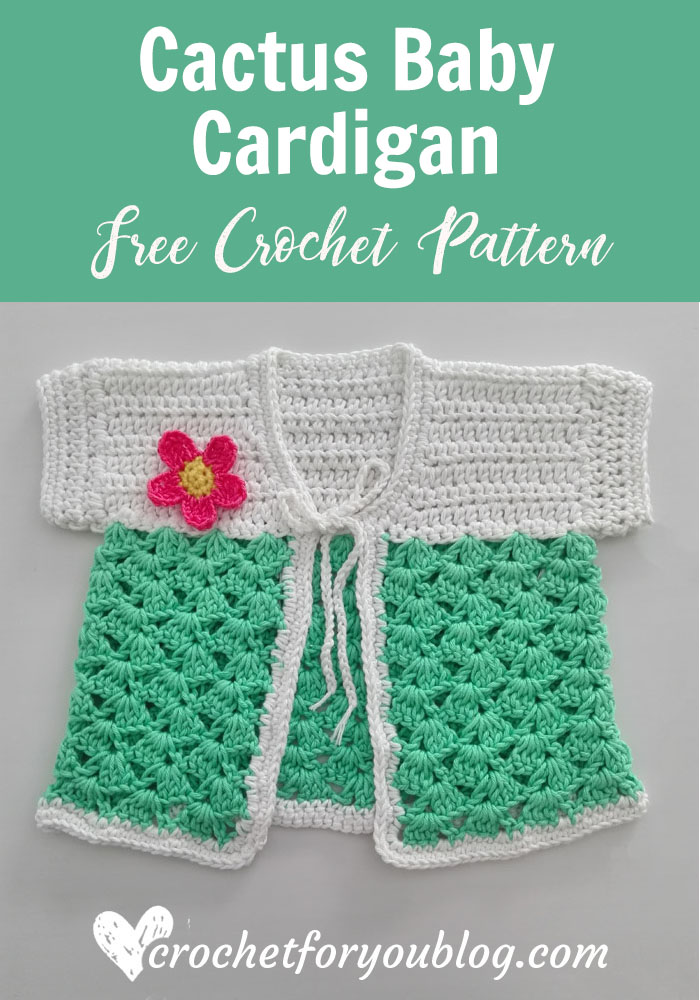 Crochet Baby Cardigan Pattern Free Archives Crochet For You