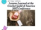 2015 Crochet Guild of America